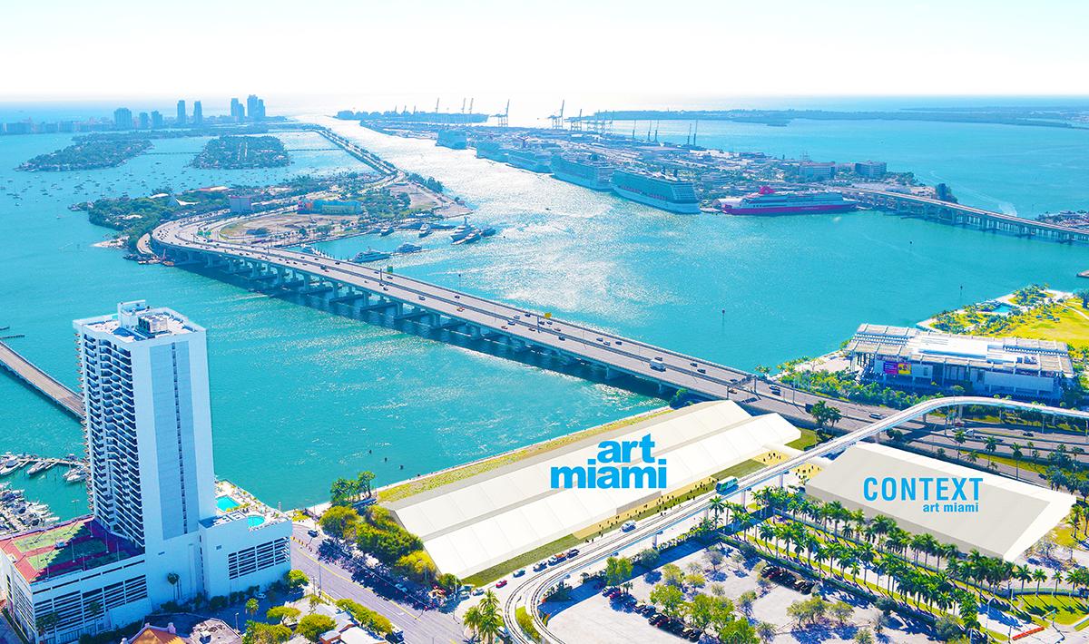 Context Art Miami | Russell West 3D Wall Art Sculptures