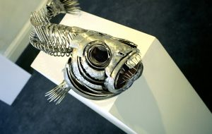 Fish XVIII | Fish Wall Art | Metal Sculpture By Russell West