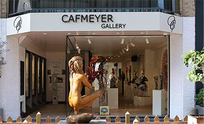 Cafmeyer Gallery In Knokke, Belgium